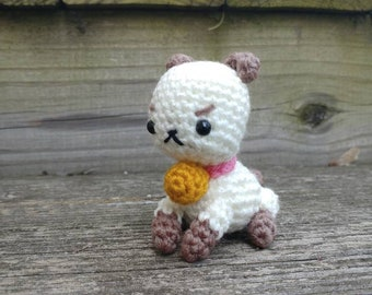 Puppycat Amigurumi Crochet Doll Made to Order