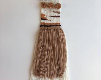 Sands - Modern Tapestry / Woven Wall Hanging / Weaved Wall Art / Fibre Art/ Textile Art / Hand Woven Art