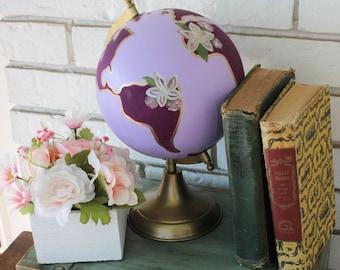 """8"""" custom globe"""