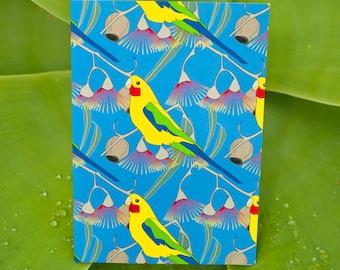 Australian bird cards