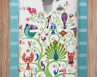Adam Fisher Tree of Life case for Samsung S4