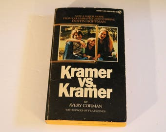 Kramer vs. Kramer, Avery Corman, 1977