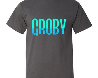 Groby Mens T-Shirt - Leicester Towns Collection