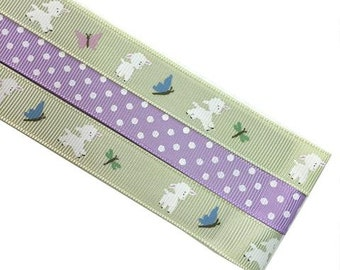 Pattern Magnet - Chart Keeper Magnetic Bookmark - Little Lamb