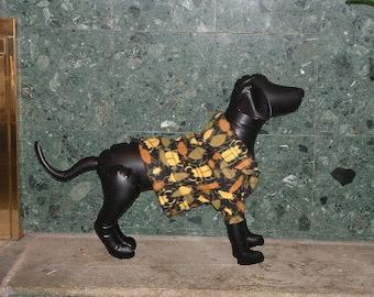 Multi Color Beetle Bug Dog Jacket