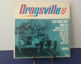 The Woofers - Dragsville - Circa 1964