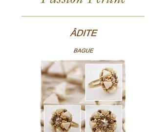 Pattern ring ÂDITE