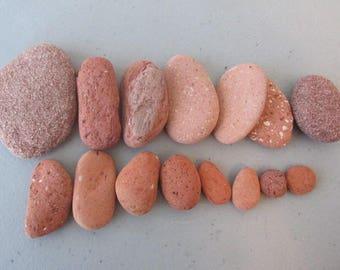 Beach Rocks, Beach Pebbles, Beach Stones, Craft Supply, Craft Pebbles, Wedding Supplies