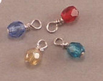 Add on:  crystal birthstones