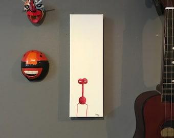 Blink - Original Art Acrylic on Canvas