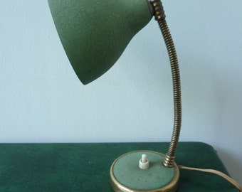 Small green years lamp 1950