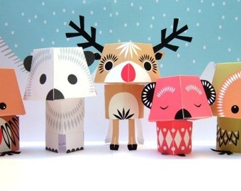 Christmas Creatures