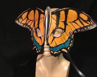 Swallowtail Butterfly Mask