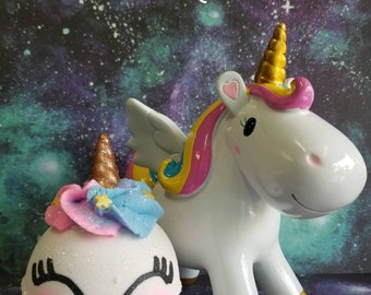 Unicorn Bath Bomb (Deluxe)