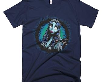 Corpse Bride Short-Sleeve T-Shirt