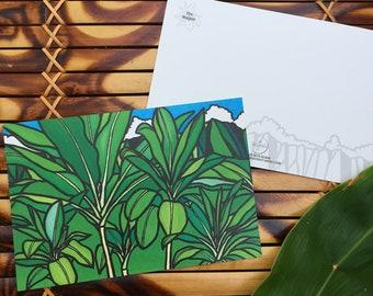 Art Postcard <The Waipao>