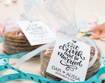 Wedding favors / party favors / cheap wedding favors / edible favors / personalized gift / bridal shower favors / thank you gift