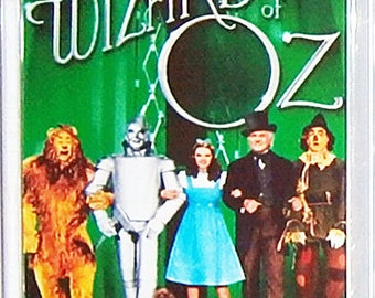 The Wizard of Oz Judy Garland Frank Morgan movie poster Fridge Magnets and Keyrings Version 1 - New