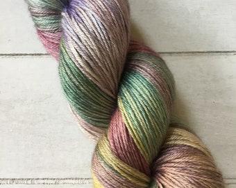 Silky Shimmer - Merino/Silk (50/50) 4ply