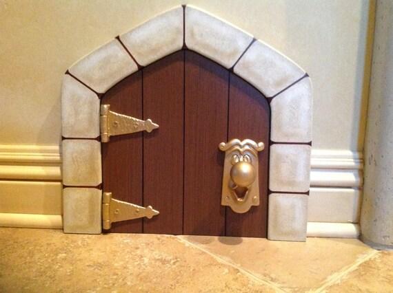 & Inspired by Disney Alice In Wonderland Mini Door.