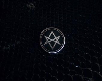 Unicursal Hexagram - PIN