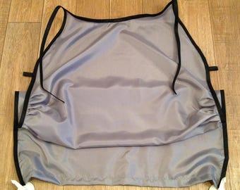 Beard - grey apron