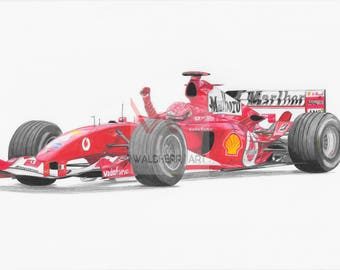 Michael Schumacher-7-time world champion