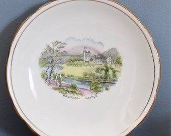 "Royal Stafford ""Balmoral"" saucer"