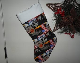 Marines Christmas stocking