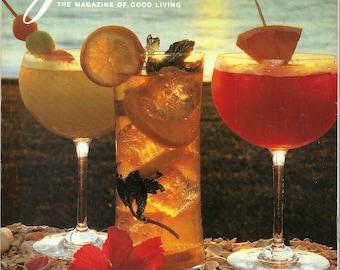 Vintage Gourmet Magazine - August 1989 PSS 3011