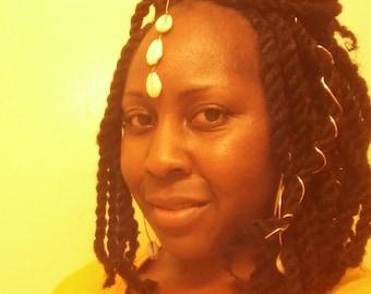Third Eye Goddess Crown