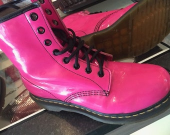 Dr Martens Size 7 As New