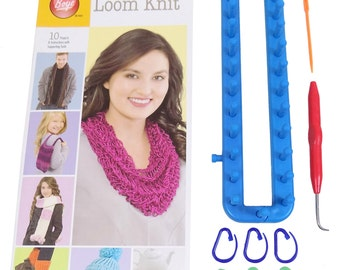 I Taught Myself to Loom Knit Beginners Pack