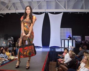 Leather Computer Bag   Office Bag   Leather Bag   Galaxy Print Bag   Leather Shoulder Bag   Shoulder bag   Leather Office Bag   Laptop Bag