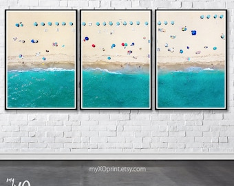 Beach Wall Art | Etsy