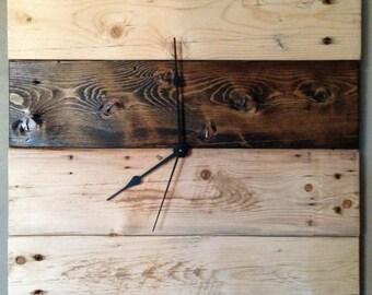 Rustic Reclaimed Clock