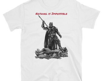Nothing is Impossible Batman T-Shirt