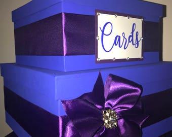 Gift Card Box (2Tier)