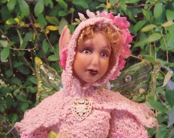 Posie, a garden fairy