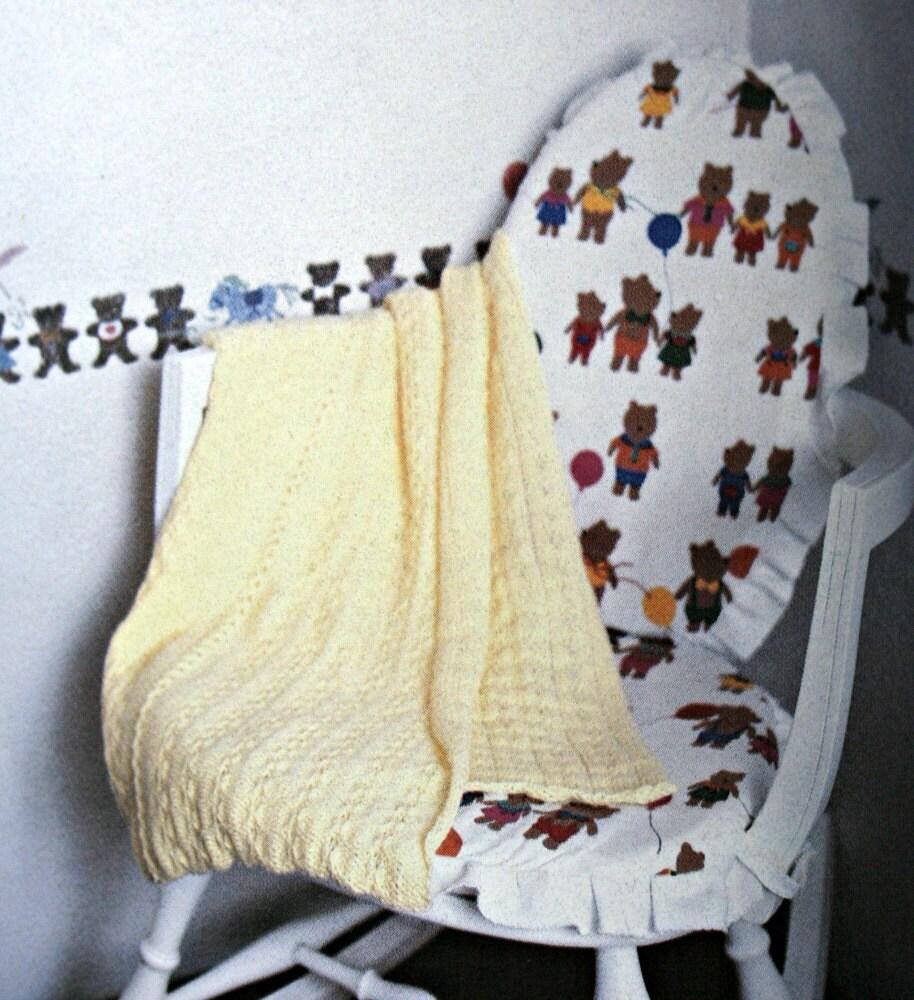 Machine Knitting Patterns Bond Afghan Book Afghan Knitting Patterns ...