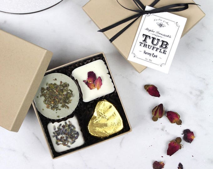 Tub Truffles 4-Pack
