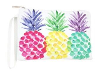 Hello Summer - Beach Bag/Pouch - Suntan/Sunlotion Carrier