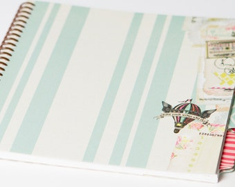 Wedding Anniversary Journal * First Anniversary Gift * Paper Anniversary * Anniversary Present * Wedding Present * Bridal Shower Gift * FLY