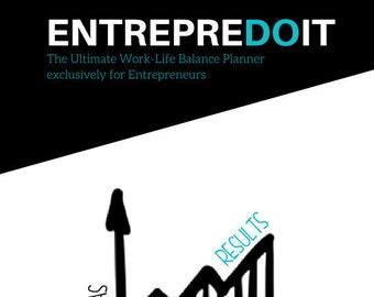 EntrepreDOit Planner System for Successful Entrepreneurs - Digital Edition