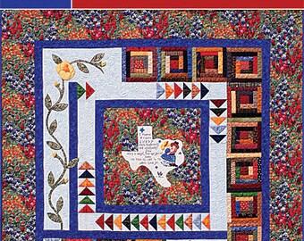 TEXAS Quilt Pattern