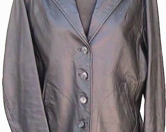 Size 14 BAGATELLE  LEATHER Jacket