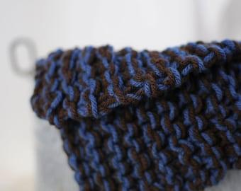 Big Knit Mini Blanket, photo prop, newborn, carseat blanket, fluffy, soft,