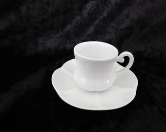 Limoges minature cup and saucer