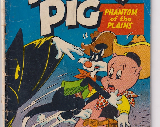 Four Color Comics (Porky Pig); Vol 2, 271, Golden Age Comic Book. GD/VG (3.0). 1950. Dell Comics