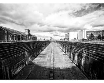 Titanic's Dock - Thompson Dock Belfast